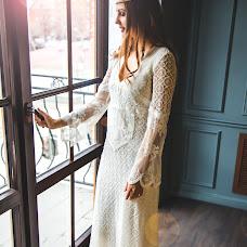 Wedding photographer Alena Ashikhmina (ashikhmina). Photo of 16.07.2017