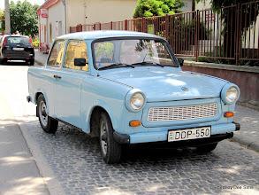 Photo: Day 72 - A Travant (A Popular Car During the Communist Era)