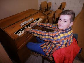 Photo: a hráme si na organe v seminári