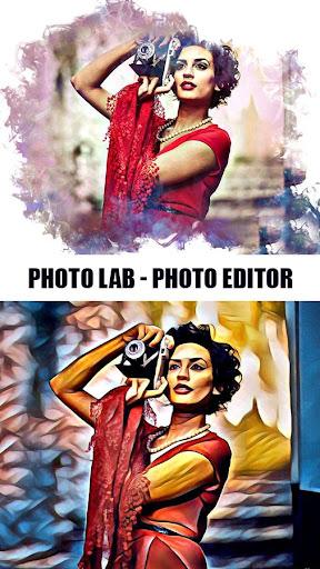 Photo Lab - Art Photo Editor - Magic Photo Effect 1 screenshots 7