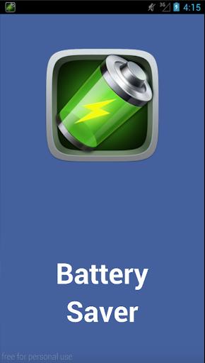 Saver Battery 2015
