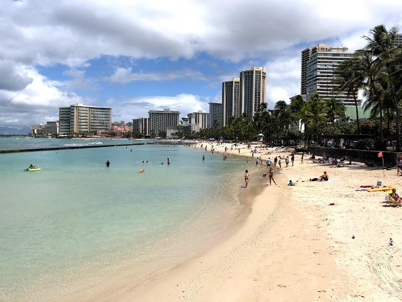Auckland to Honolulu