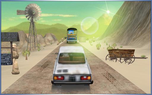 Télécharger Ancien simulateur de course de voiture classique apk mod screenshots 2