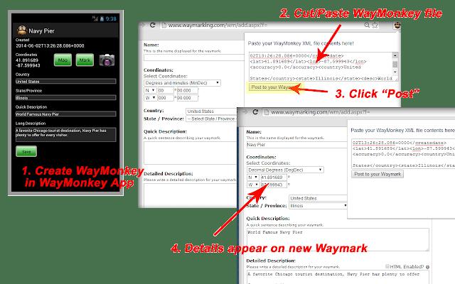 WayMonkey Chrome Extension