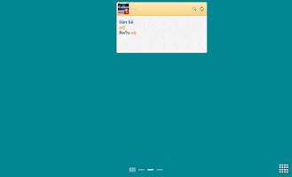 Screenshot of Thai<>Vietnamese Dictionary TR