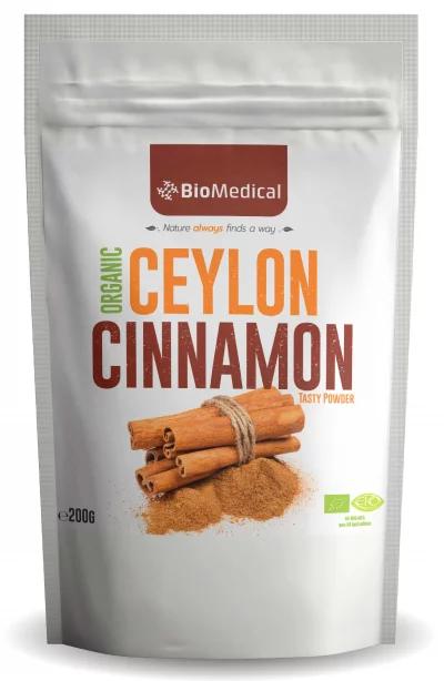 Recenze NaMaximum: Cejlonská skořice Bio