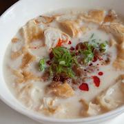 Savoury Soy Bean Soup (Pork)