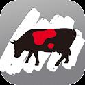 cowboy- Cow Parade Niseko 2015 icon