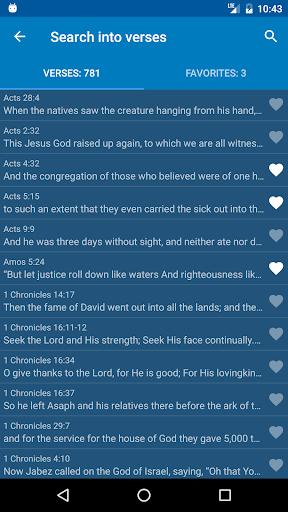 Bible Verses screenshot 3
