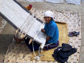 Photo: wir beobachten das Leben im Dorf