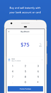 Coinbase – Buy and sell bitcoin. Crypto Wallet 2