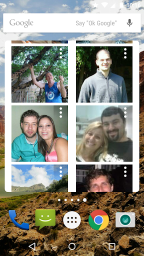 Contacts Widget para Android