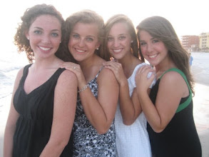 Photo: Some of the most wonderful people I know! This beach trip provided a LOT of laughs and inside jokes.