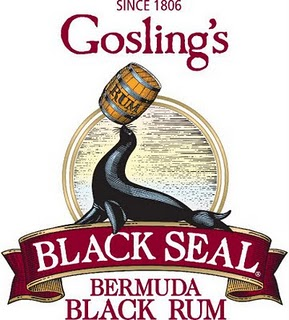 Logo for Gosling's Black Seal