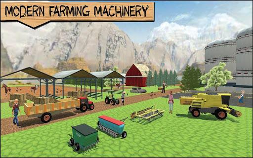 USA Farming Sim 19  trampa 6