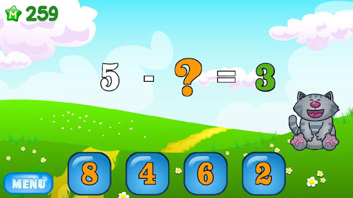 Mathematics and numerals: addition and subtraction 2.7 screenshots 5