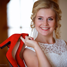 Wedding photographer Irina Lyubimova-Zhvakova (Hotfoto). Photo of 26.09.2014