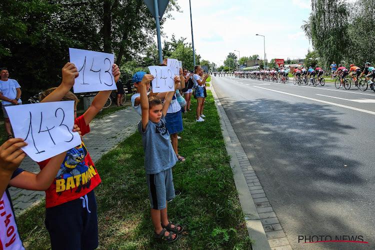 Knappe actie van de Ronde van Polen: jongerenklassement wordt opgedragen aan Bjorg Lambrecht