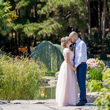 Wedding photographer Inna Ryabichenko (riabinna). Photo of 24.09.2018
