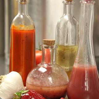 4 Homemade Salad Dressing Recipes.