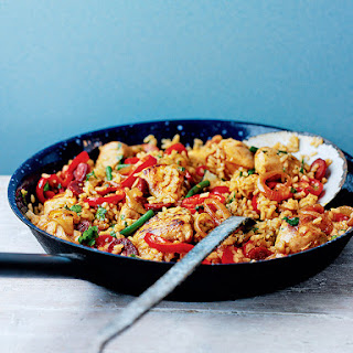 Chorizo And Chicken Breast Recipes.