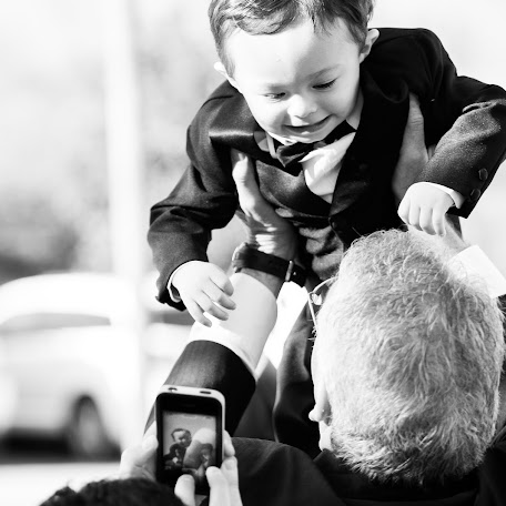 Fotógrafo de bodas Oscar Bernal (bernal). Foto del 31.05.2015