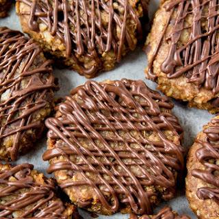 Four Ingredient Power Cookies.