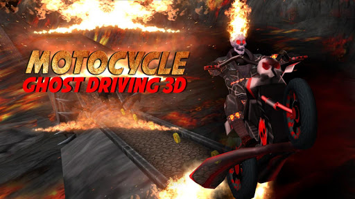 Motocycle Ghost Driving 3D