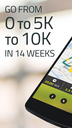 10K Running screenshot 1