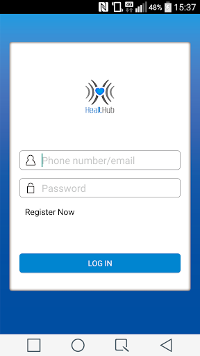 HealtHub Scale App