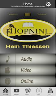 Hein Thiessen - náhled