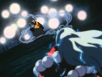 Miroku Falls Into a Dangerous Trap