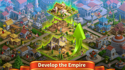 Rise of the Roman Empire: City Builder & Strategy screenshots 1