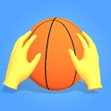 Basket Shot 3D icon