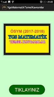 YGS Matematik Temel Kavramlar - náhled