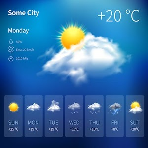 WeatherX - Weather Forecast & Real time reports