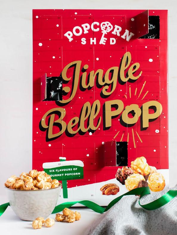 """Popcornkalender """"Jingle Bell Pop"""" 2021 – Popcorn shed"""