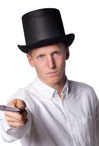 Hatt, extra hög