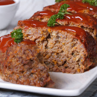 When You Want To Bake A Great Meatloaf Sometimes You Need To Get Creative On The Ingredients