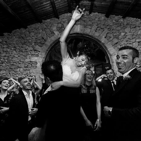 Wedding photographer Fabio Sciacchitano (fabiosciacchita). Photo of 25.02.2018