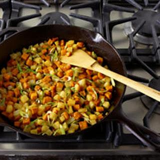 Sweet Potato Home-y Fries