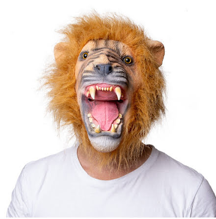 Mask, lejon