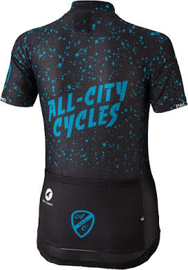 All-City Electric Boogaloo Women's Jersey alternate image 0