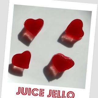 Juice Jello Recipe