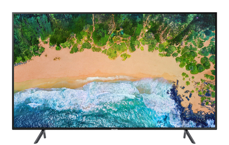"The Samsung 49"" Smart UHD TV was R9,999; now R6,999. Picture: SUPPLIED"
