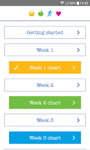 NHS Weight Loss Plan - Android Apps on Google Play