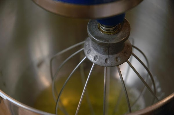 Using a stand mixer fitted with a whisk attachment, or using a handheld mixer,...