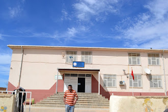 Photo: A primary school in Midyat