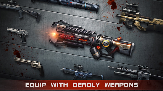 Zombie Shooter:Pandemic Unkilled- screenshot thumbnail
