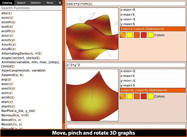android MathStudio Express Screenshot 7
